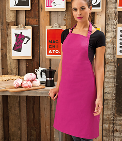 PR150 - Bib Apron (no pocket)